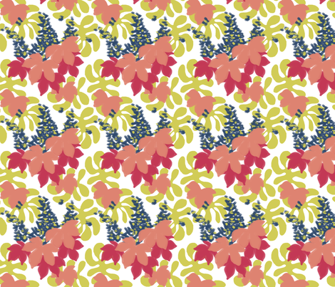 Homage to Henri fabric by meredithjean on Spoonflower - custom fabric