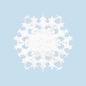 White Snowflake 2