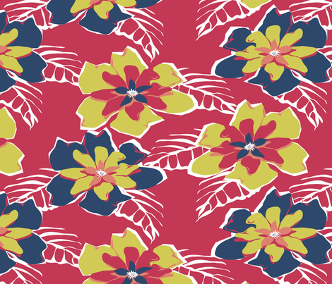 athomewithmatisse fabric by mike on Spoonflower - custom fabric