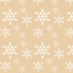 snowflakes-white_on_beige