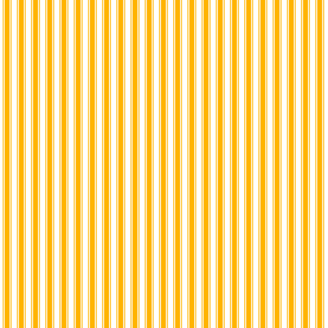 ticking stripes pumpkin orange and white fabric by misstiina on Spoonflower - custom fabric