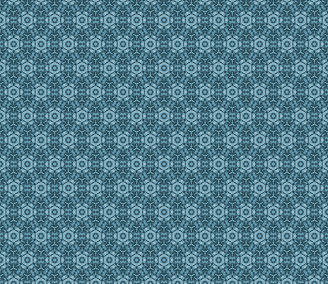 Bluedream fabric by pat_sy on Spoonflower - custom fabric