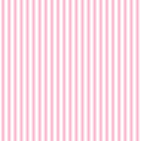 ticking stripes light pink - misstiina - Spoonflower