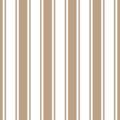 ticking stripes tan