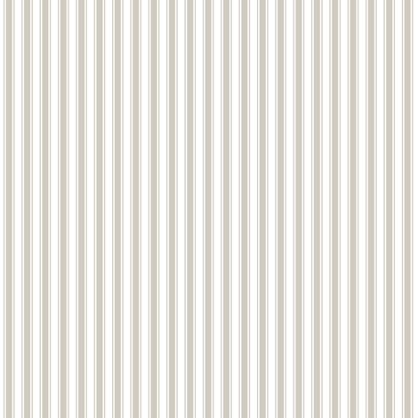 ticking stripes beige and white fabric by misstiina on Spoonflower - custom fabric