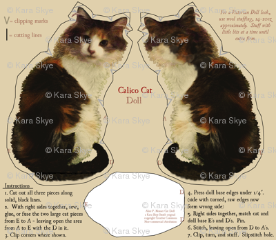 Alice P. Mouser the cat kit
