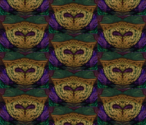 Sea_Storm_Harleguin_09 fabric by elcaliph333 on Spoonflower - custom fabric