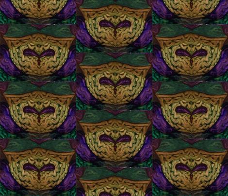 Sea_Storm_Harleguin_09 fabric by elcaliph333 on Spoonflower - custom fabric