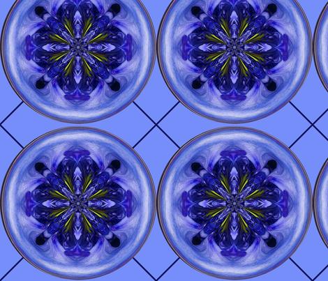 mandala_pattern fabric by jktauzell on Spoonflower - custom fabric