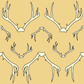Antlers Yellow