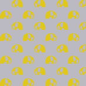 elephants_6cm - yellow 1