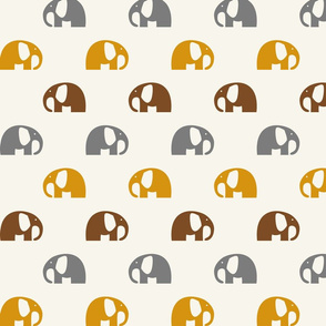 elephants_6cm_3row_yellow-grey-brown