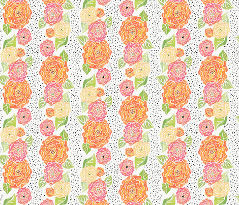 Sunny Spot fabric by kari_d on Spoonflower - custom fabric