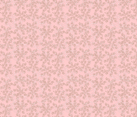 pink_arrows fabric by glimmericks on Spoonflower - custom fabric