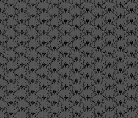 LILLIEs_SOPHISTICATED_LADY fabric by glimmericks on Spoonflower - custom fabric