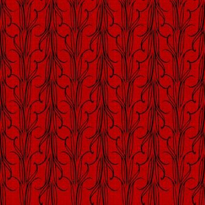 lily_leaf_sophisticated_lady_in_red