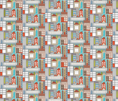 RESIDE small fabric by scrummy on Spoonflower - custom fabric