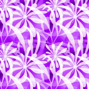 Leaves in Purple