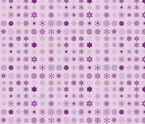 snowflake-purple