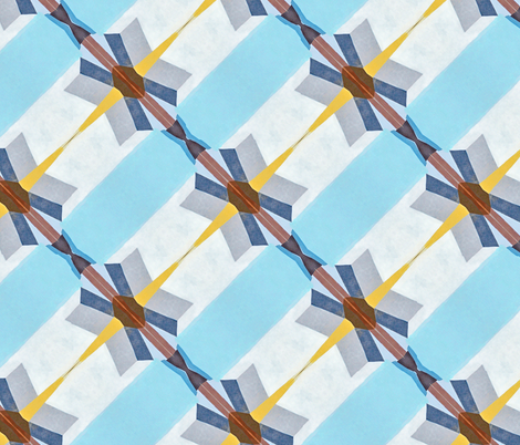 In_vain fabric by de_boeck_fabrics on Spoonflower - custom fabric