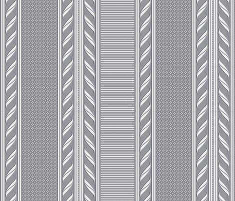 GYPSUM BORDER fabric by glimmericks on Spoonflower - custom fabric