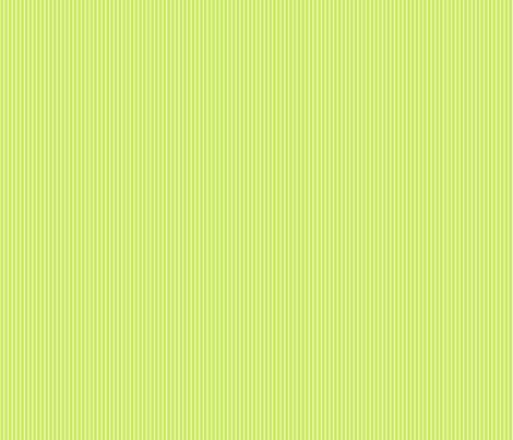 Carousel Ponies - Coordinating Green Stripe