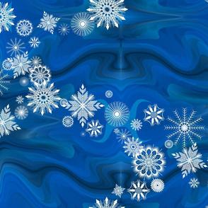 Circling_Snowflakes