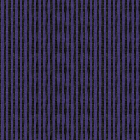 Candy Stripes:Gothic Liquorice fabric by spellstone on Spoonflower - custom fabric