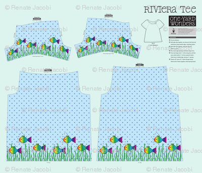 RivieraTee-Dots_and_Rainbow_fish