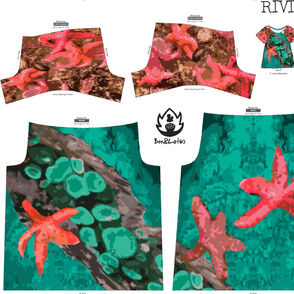 Tidal Pool Camouflage T-Shirt