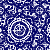 mexican block print- BOLD