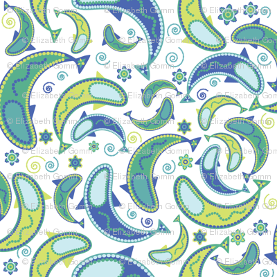 Paisley Fish