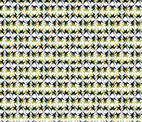 Optimetrics Strike fabric by samossie on Spoonflower - custom fabric