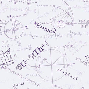 Equations (Purple)
