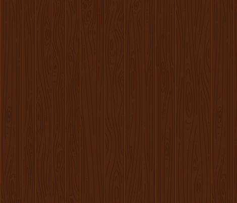 Dark Wood fabric by friztin on Spoonflower - custom fabric