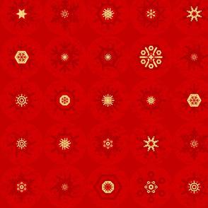 Scandinavian Snowflakes