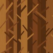 Woods by Friztin