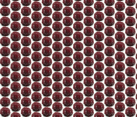 RedHeartHat-ed fabric by ginabea on Spoonflower - custom fabric