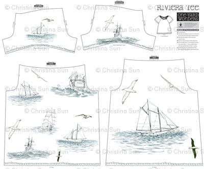 tallships nautical dress