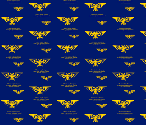 Imperial Eagle fabric by makersway on Spoonflower - custom fabric