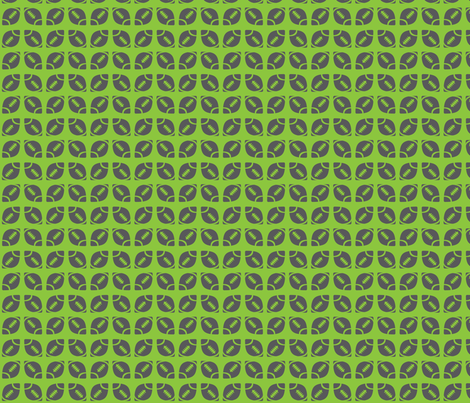 Gray/Lime Football Ribbon