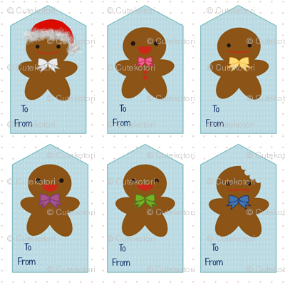 Gingerbread_Fabric_Gift_Tags