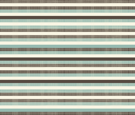 retro stripes pattern fabric by anastasiia-ku on Spoonflower - custom fabric