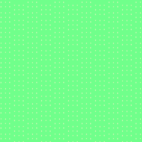 Aqua_dash_dot fabric by jennyf on Spoonflower - custom fabric