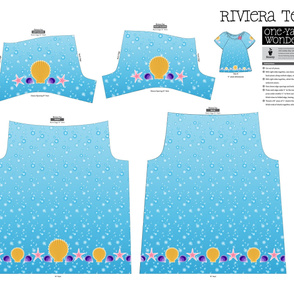 By the Seashore Riviera Tee