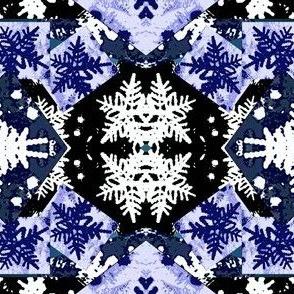 Snowflake Tapestry