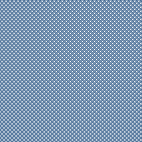 kanoko mini in kyanite fabric by chantae on Spoonflower - custom fabric