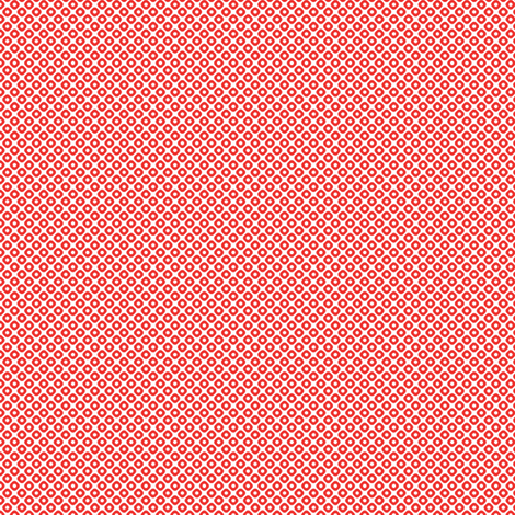 kanoko mini in carnelian fabric by chantae on Spoonflower - custom fabric
