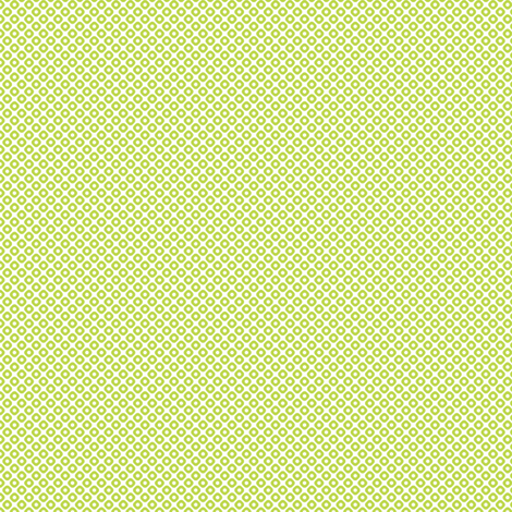 kanoko mini in peridot fabric by chantae on Spoonflower - custom fabric