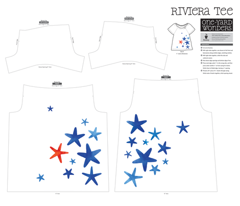Seaside Riviera Tee